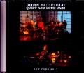 John Scofield ジョン・スコフィールド/NY,USA 2017