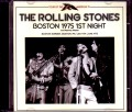 Rolling Stones ローリング・ストーンズ/MA,USA 6.11.1975
