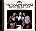 Rolling Stones ローリング・ストーンズ/MA,USA 6.12.1975