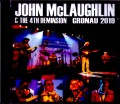 John McLaughlin & the 4th Deminsion ジョン・マクラフリン/Germany 2019