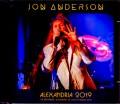 Jon Anderson ジョン・アンダーソン/VA,USA 2019