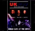 U.K. ユーケー/DE,USA 2012