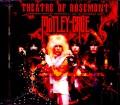 Motley Crue モトリー・クルー/IL,USA 1985