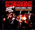 Scorpions スコーピオンズ/CA,USA 1984