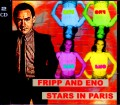 Robert Fripp,Brian Eno ロバート・フリップ ブライアン・イーノ/France 1975