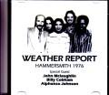 Weather Report ウェザー・リポート/London,UK 1976