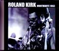 Roland Kirk ローランド・カーク/Denmark 1963