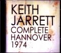 Keith Jarrett キース・ジャレット/Germany 1974