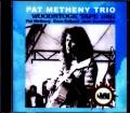 Pat Metheny Trio パット・メセニー/NY,USA 1981