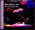 Fred Hersch Trio フレッド・ハーシュ/France 2019