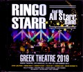 Ringo Starr and His All Starr Band リンゴ・スター/CA,USA 2019