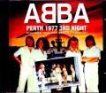 Abba アバ/Perth,Australia 3.11.1977