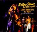 Rolling Stones ローリング・ストーンズ/London,UK 5.21.1976
