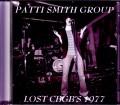 Patti Smith Group パティ・スミス/NY,USA 1977
