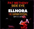 Pat Metheny Side Eye パット・メセニー/IL,USA 2019