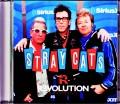 Stray Cats ストレイ・キャッツ/NY,USA 8.2.2019