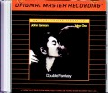 John Lennon ジョン・レノン/Double Fantasy Original US Mobile Fidelity Sound Lab