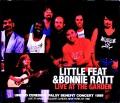 Little Feat,Bonnie Raitt リトル・フィート ボニー・レイット/NY,USA 1989