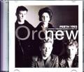 New Order ニュー・オーダー/Perth,Australia 1985