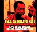 Fela Kuti and the Egypt 80 Orchestra フェラ・クティ/CA,USA 1986