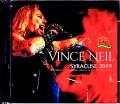 Vince Neil ヴィンス・ニール/NY,USA 2019 S & V