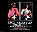 Eric Clapton エリック・クラプトン/TX,USA 1976 & more