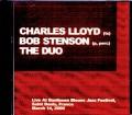 Charles Lloyd,Bob Stenson チャールズ・ロイド ボボ・ステンソン/France 2000
