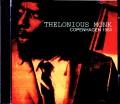 Thelonious Monk セロニアス・モンク/Denmark 1964