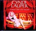 Cyndi Lauper シンディ・ローパー/Tokyo,Japan 10.11.2019