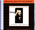 Sting スティング/...Nothing Like the Sun Original US Mobile Sound Lab