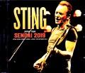 Sting スティング/Miyagi,Japan 2019