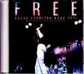 Free フリー/Tokyo,Japan 4.30.1971