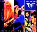 TNT ティーエヌティー/Tokyo,Japan 1992