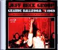 Jeff Beck Group ジェフ・ベック/MI,USA 7.26.1969