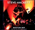 Steve Hackett スティーヴ・ハケット/MA,USA 2019