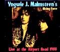 Yngwie J. Malmsteen's Rising Force インヴェイ・マルムスティーン/PA,USA 1988