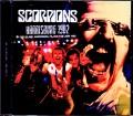 Scorpions スコーピオンズ/PA,USA 1982