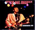 Stevie Ray Vaughan スティーヴィー・レイ・ヴォーン/NY,USA 1990
