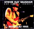 Stevie Ray Vaughan スティーヴィー・レイ・ヴォーン/CA,USA 1985