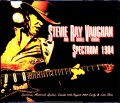 Stevie Ray Vaughan スティーヴィー・レイ・ヴォーン/Canada 1984 Early & Late Show