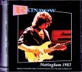 Rainbow レインボー/Nottingham,UK 1983
