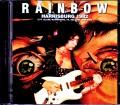 Rainbow レインボー/PA,USA 1982