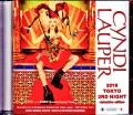 Cyndi Lauper シンディー・ローパー/Tokyo,Japan 10.25.2019 IEM Matrix Ver.
