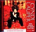 Cyndi Lauper シンディー・ローパー/Tokyo,Japan 10.10.2019 IEM Matrix Ver.