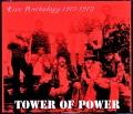 Tower of Power タワー・オブ・パワー/Live Anthology 1971-1973