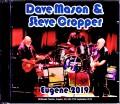 Dave Mason,Steve Cropper デイヴ・メイスン スティーヴ・クロッパー/OR,USA 2019