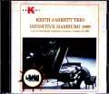 Keith Jarrett Trio キース・ジャレット/Germany 1989