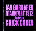 Jan Garbarek,Chick Corea ヤン・ガルバレク チック・コリア/Germany 1972