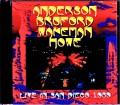 Jon Anderson Bill Bruford Rick Wakeman Steve Howe アンダーソン・ブラフォード・ウェイクマン・ハウ/CA,USA 1989