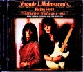 Yngwie J. Malmsteen's Rising Force インヴェイ・マルムスティーン/Kanagawa,Japan 1988